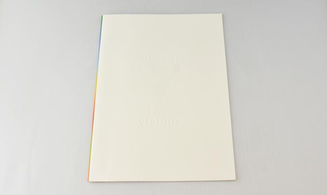 タイヨーエレック/入社案内パンフレット『7 VISIONS』01の画像
