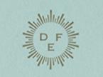 企業ブランディング(企業スローガン&企業ロゴ&名刺)『DEFF ANNIVERSARY』の画像