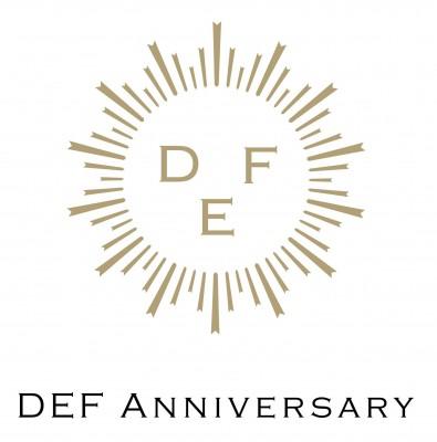 企業ブランディング(企業スローガン&企業ロゴ&名刺)『DEFANNIVERSARY』1の画像